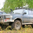 Постер, плакат: Toyota Land Cruiser