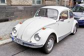 Volkswagen Beetle — Stock Photo