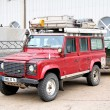 Постер, плакат: Land Rover Defender