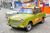 Trabant 601 — Foto de Stock