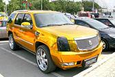 Cadillac Escalade — Stock Photo