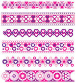 Vector seamless pattern — Stock Vector