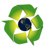 Protect the Earth — Stockfoto