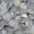 Conglomerate rock texture — Stock Photo
