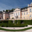 Stock Photo: Rococo castle with park