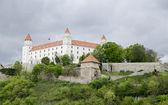 Castle in Bratislava, Slovakia — Foto de Stock