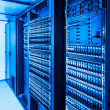 Server room - Stock Photo