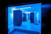 Server room — Stock Photo