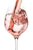 Vin rosé — Photo