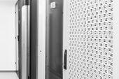 Network server room — Stock Photo