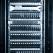 Stock Photo: Data center