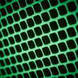 Abstract metallic grid — Stock Photo