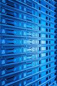 Data center — Stockfoto