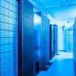 Network server room — Stock Photo #37899375