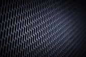 Griglia metallica astratta — Foto Stock