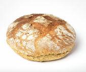 Organic wholegrain bread homemade — Stock Photo