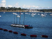 Dinard in Brittany — Stock Photo