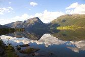 Fiorde norueguês — Fotografia Stock