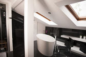 Luxury Master Bathroom — Stock Photo
