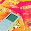 Chinese red packet - Stock Photo