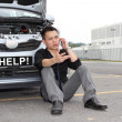 Car breakdown — Stock Photo #48887063