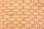 Woven wood texture — Stock Photo