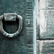 Old Metal Doors - Stock Photo
