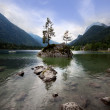 Views of the Hintersee - Stock Photo