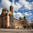 Kaiserdom Speyer - Foto Stock