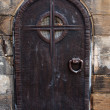 Old Metal Door — Stock Photo