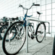 Bike parking area — Photo