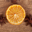 Orange and Anise — Foto Stock