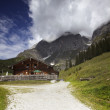 Alpine Cabin in Austria — Stock Photo