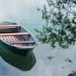 Boat on Lake — Foto Stock
