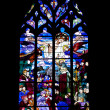 colorful church windows — Stock Photo #16254759