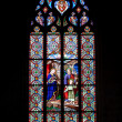 colorful church windows — Stock Photo #16254769