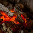 Embers - Stock Photo