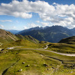 grossglockner high alpine road — Stock Photo #16255363