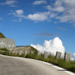grossglockner high alpine road — Stock Photo #16255383
