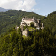 Castle Hohenwerfen - Stock Photo