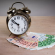 Time is Money - Foto de Stock