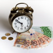 time is money — Stock Photo #16257319