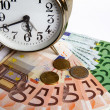 Time is Money — Stockfoto #16257335