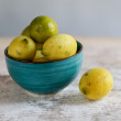 Citron and Lime - Stock Photo