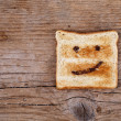 Toasted Emotions — Stock Photo