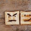 Toasted Emotions - Stock Photo