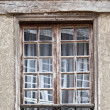 Old Window — Stockfoto