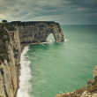 Manneporte at Etretat — Stock Photo