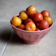 Yellow Plums — Stock Photo