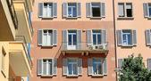 Gebäude, lugano, schweiz — Stockfoto